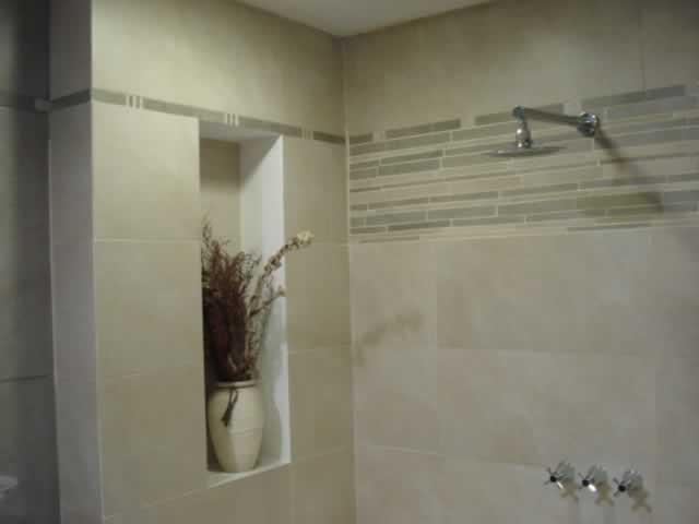 nichos en baños