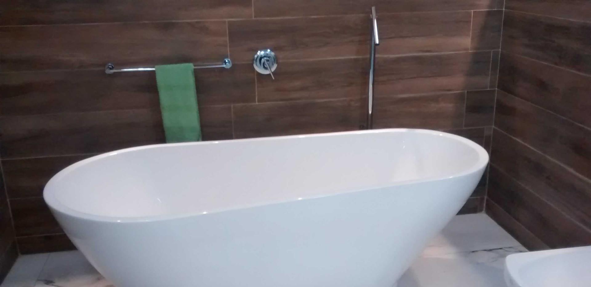 bañeras para baños