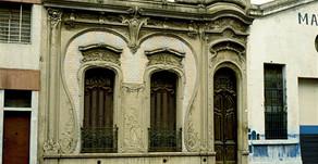Movimientos que influenciaron en la arquitectura de Buenos Aires. -Art Nouveau-.