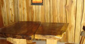 Para que se utiliza la madera en la construcción.