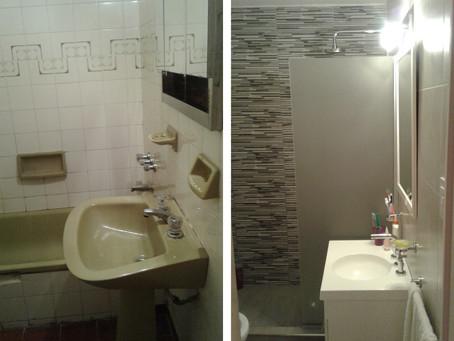 ¿Cuanto tiempo se tarda en remodelar un baño?