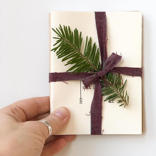 Handmade Blank Book Bundle