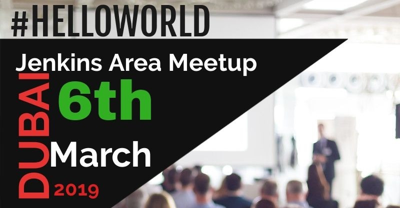 Jenkins Area meetup hosted by Archinnova