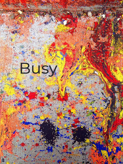 Busy (for Flute and Piano) Digital