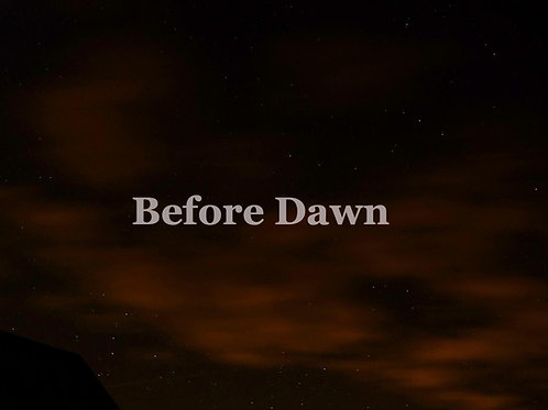 Before Dawn (Full Score)