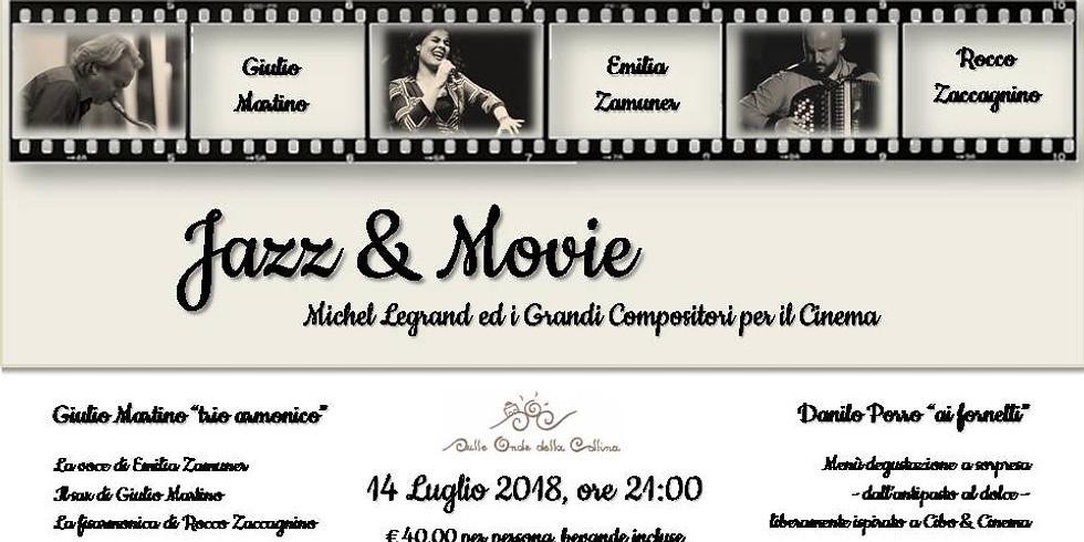 Jazz & Movie - Michel Legrand ed i Grandi Compositori per il Cinema