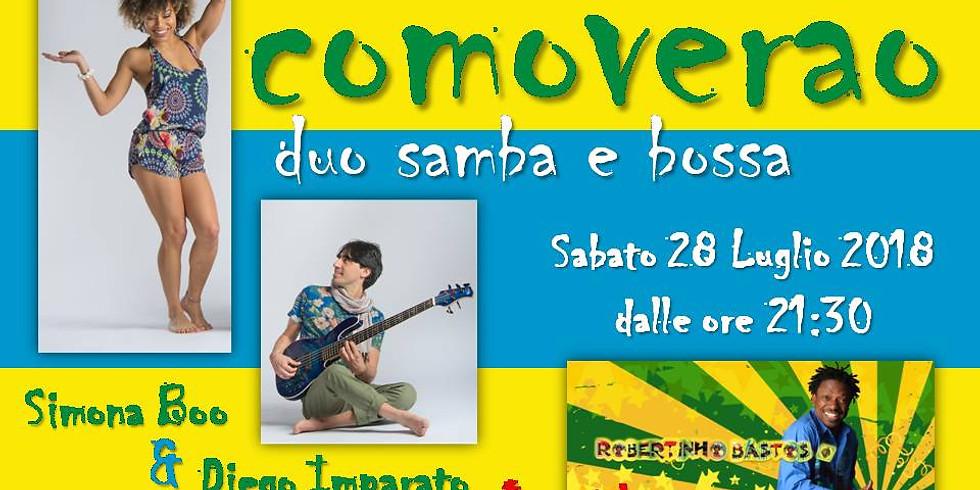 COMOVERAO DUO SAMBA & BOSSA