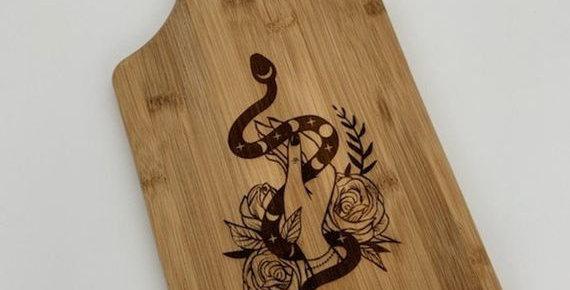 Green Goddess Cutting Board