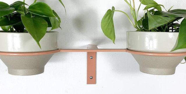 Double Plant Holder