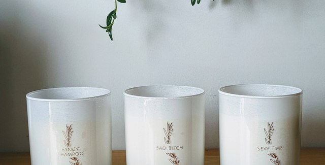 Holly Berry Candle