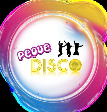Disco peque TPT EVENTOS