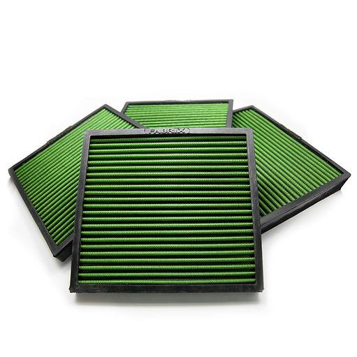 FABRIX eco air filter ไส้กรองแอร์ผ้าแต่งรถยนต์แฟบริคซ์