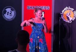 Darwin comedian Amy Hetherington Shagger