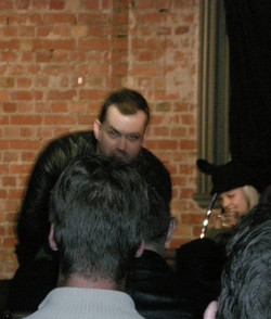 Jim Jefferies at Shaggers in Melbourne m