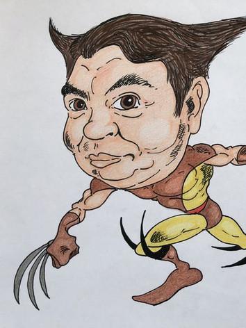 Matt Price Wolverine
