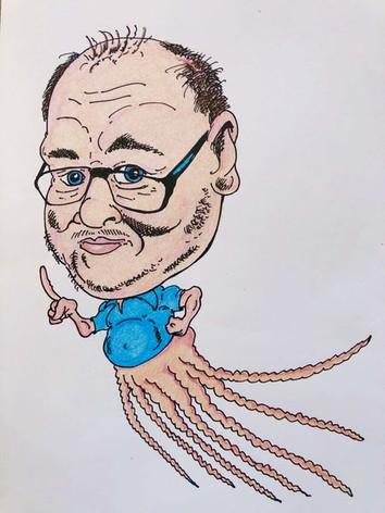 Donal 'Jellyfish' Vaughan