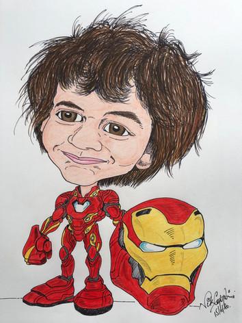Ari Iron Man