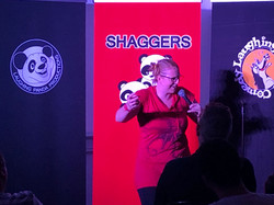 Robyn Perkins at Shaggers in Adelaide