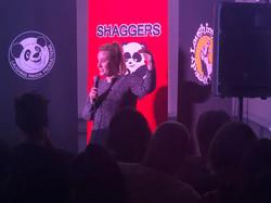 Aussie Maddie HW at Shaggers in Adelaide