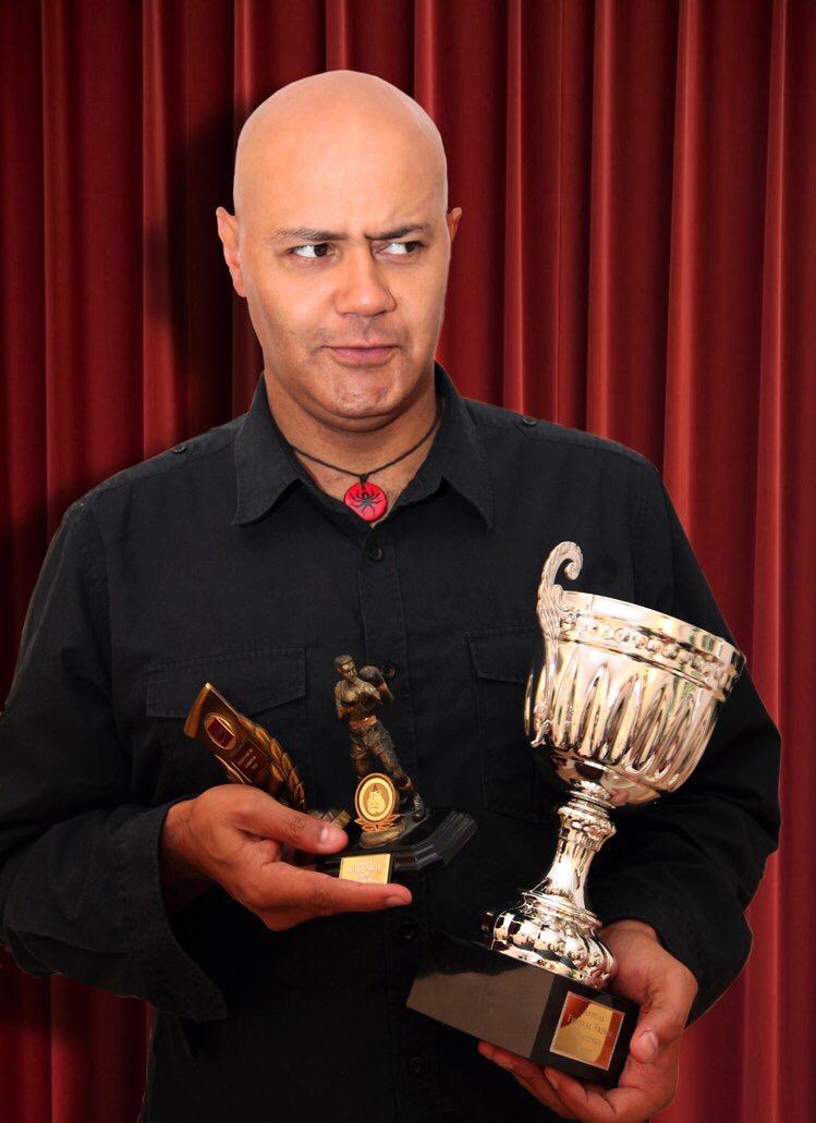 Nik Coppin Awards