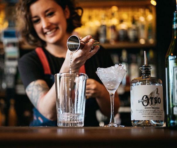 Gin Otso Black Pacific