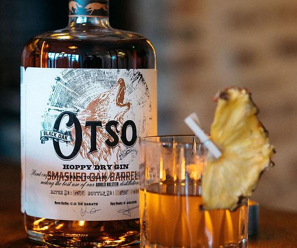 Gin Otso Black Oak