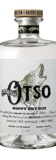 GIN OTSO BLACK PACIFIC 70CL