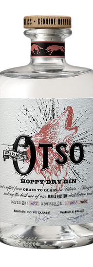 GIN OTSO LESS IS MORE 70CL