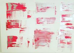 Pink Stone - by Jacob Atlas Artist
