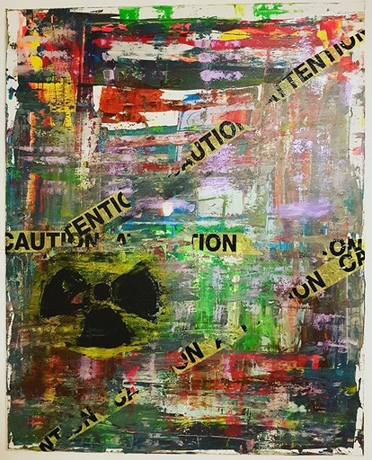 Caution Toxic - by Jacob Atlas