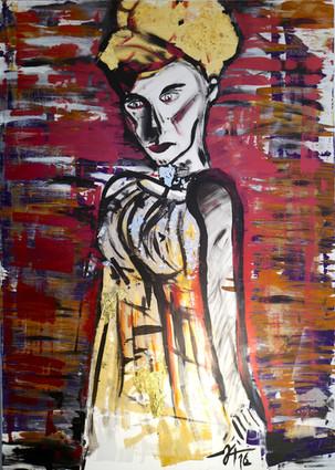 Brilliant Woman - Jacob Atlas Artist