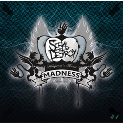 Seek & Destroy - Kuigrobn's Finest Madness Selection #1 - CD