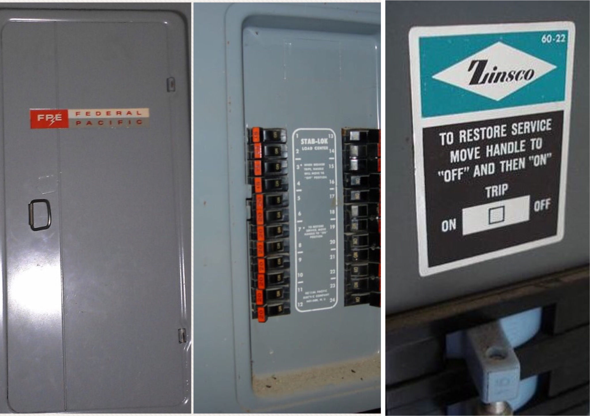 Zinsco Electrical Panel Breaker Box With A Federal Pacific Circuit Stablok The Danger Hiding In Your 2048x1445