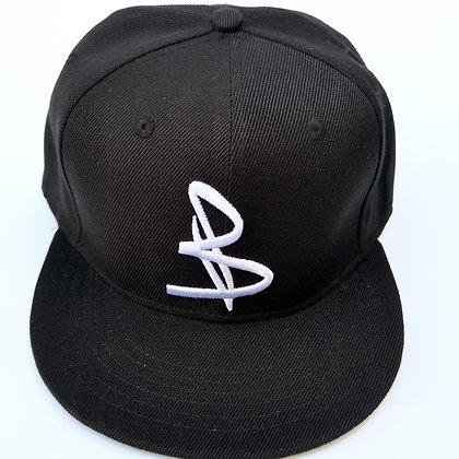 BLACK CAP - Snapback