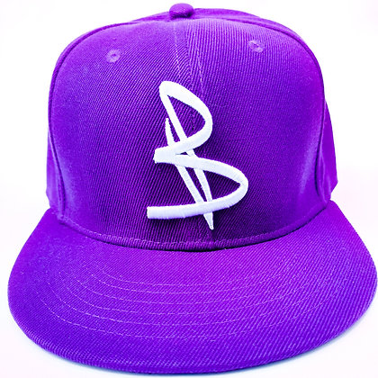 PURPLE CAP - Snapback