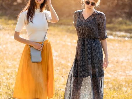 Trendfarben 2021 - Jetzt wird's sommerlich  und bunt!