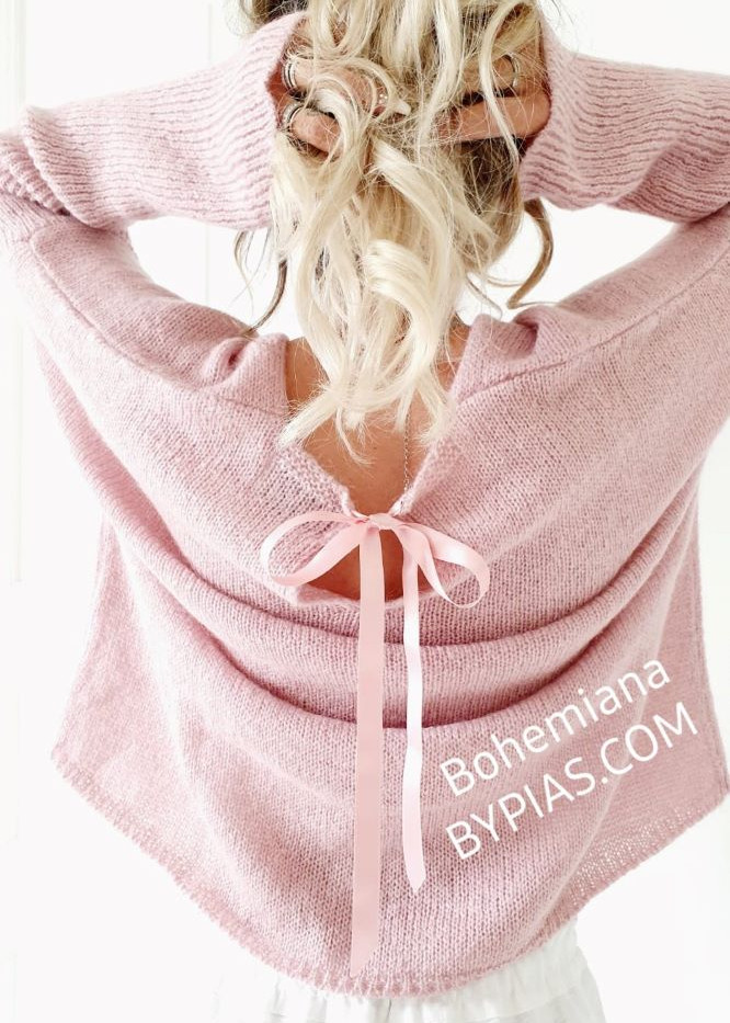 Sweetdream rosa Strickpullover