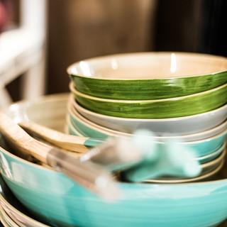 Bambusgeschirr