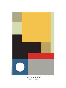Poster Medium Room 80-60 cm brown -2.jpg