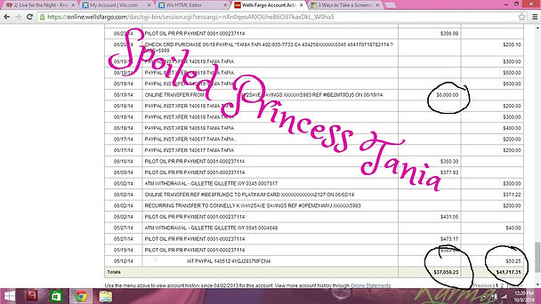 Spoiled Princess Tania for Financial Domination, Fetish, Worship, Tribute