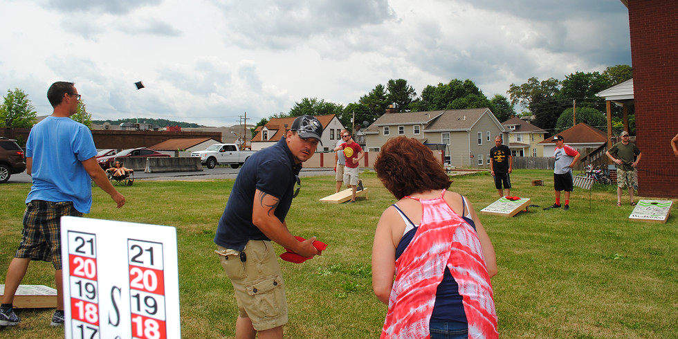 Saddle-Bags Cornhole Tournament