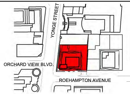 Community Consultation for 2323 Yonge St.