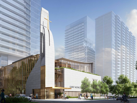 Settlement reached on St. Monica's development at 40-44 Broadway