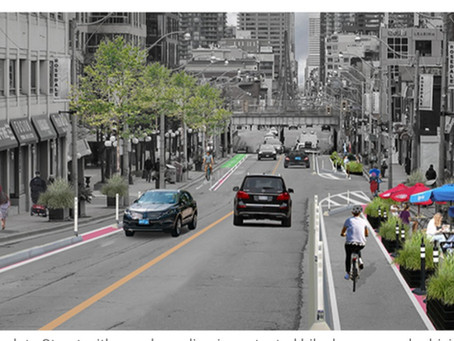 ActiveTO Midtown Complete Street Pilot