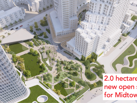 Canada Square plans revealed