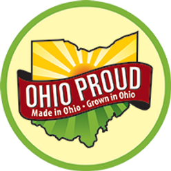 Ohio Proud Grown Made in Ohio