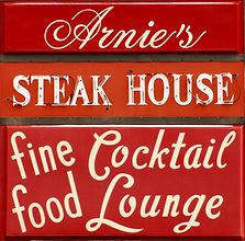 Arnies Steak House Fine Food Cocktail Lo