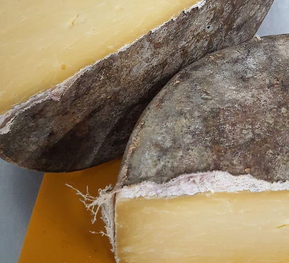 Raw Whole Milk Farmstead Cheese