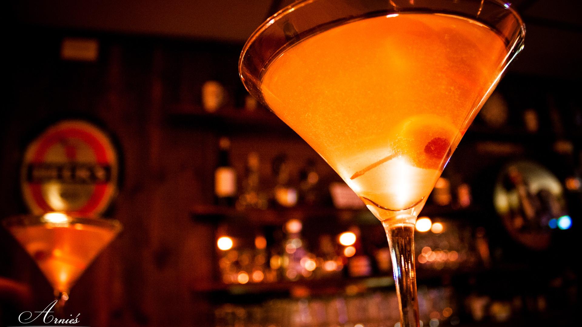 Jamie's Dirty Martini