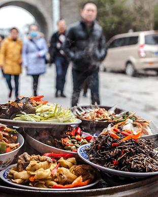 China street food market Evening Star Travel Sherwood Park Edmonton Travel Agent Advsior Wanderlust River Cruise Beach Vacation Trip